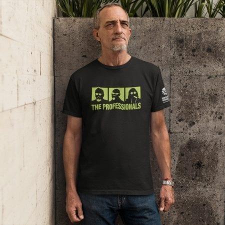 DR0015 The Professionals t-shirt